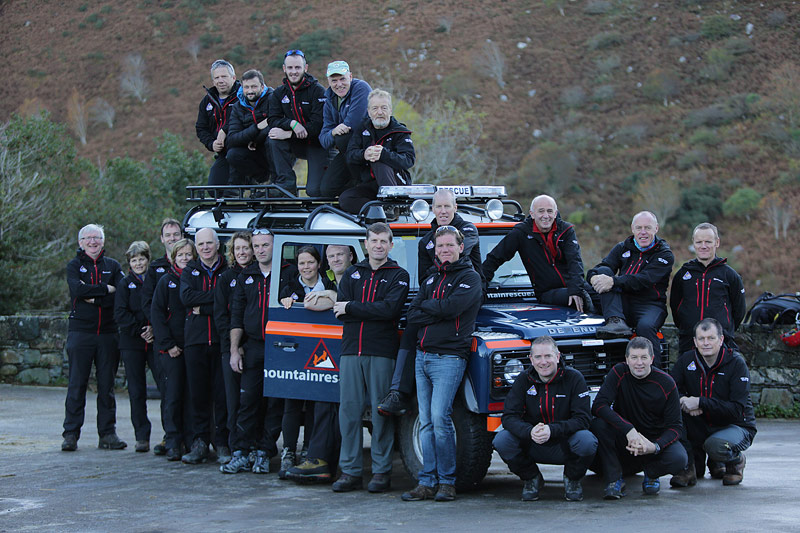 Kerry mountain rescue team