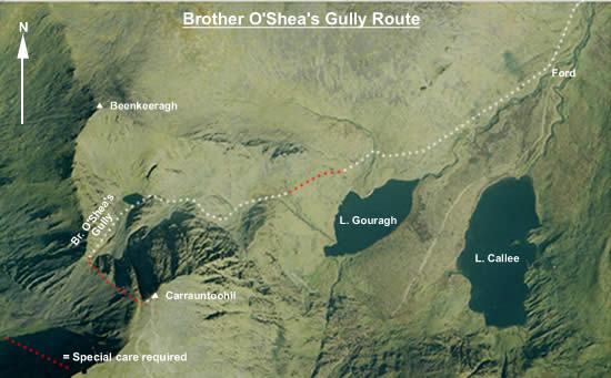 Brother O'Sheas gully