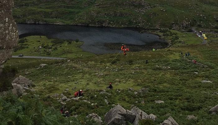 CALLOUT – Bothán Gap of Dunloe